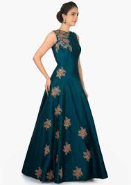 indo western gowns indo western dress kalkifashion