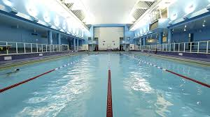 student gym with pool central london