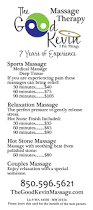 best massage therapist resume example livecareer salon spa fitness