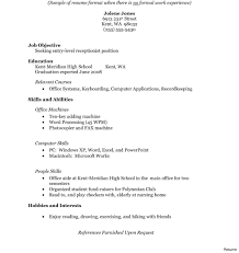 high school student resume template no experience styles actors resume template no experience hematology oncology