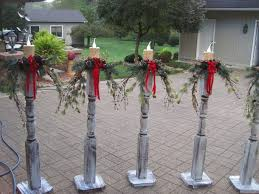How To String Lights On Outdoor Tree Branches by 25 Unique Diy Outdoor Christmas Decorations Ideas On Pinterest