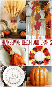 33 Easy Thanksgiving Crafts For Kids Thanksgiving Diy Ideas For Thanksgiving Ideas The Country Chic Cottage