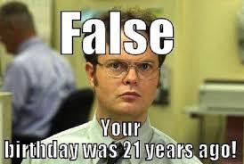 21 Birthday Meme - 21st birthday memes 2 really funny birthday memes
