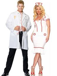 nurse and doctor couples costumes halloween couples costumes