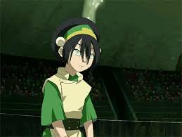 Toph Blind But Toph Is Blind