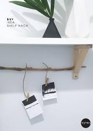 Ikea Shelf Hacks by Diy Ikea Shelf Hack Tomfo