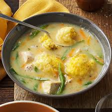 thanksgiving dumplings yummy chicken and dumpling soup recipe taste of home