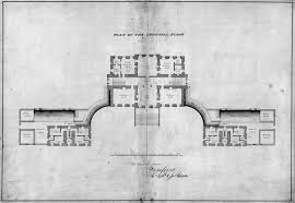 house plan yester gifford east lothian scotland plans floor of