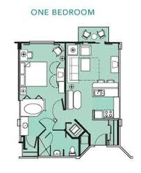 Treehouse Villas Floor Plan Beach Club Villas Fact Sheet