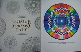 calm colour colour yourself calm a review colouring in the midst of madness