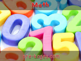 Math Decorations For Classroom Math Activities Pre K Pages