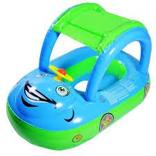 highdas inflatable baby float seat boat beach car sun amazon co