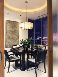 contemporary lighting chandelier dining room contemporary with off