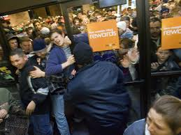 black friday target crowds the black friday safety tip you need to know salon com