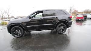 jeep grand cherokee 2017 blacked out 2017 jeep grand cherokee altitude black hc767332