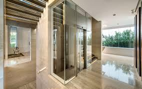Interior Glass Walls For Homes Architecture Interior Singapore Modern Villa By Mercurio Design