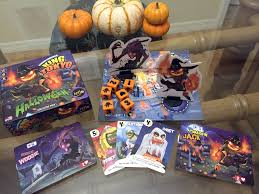 13 tabletop games for halloween geekdad