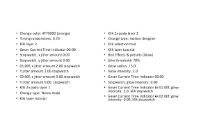designer praktikum spesifikasi after effects praktikum 6 animasi 2d text effects