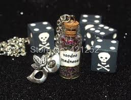 mardi gras voodoo 12pcs dr facilier shadow voodoo madness magical glass bottle