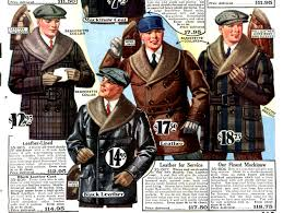 1920s mens coats jackets history
