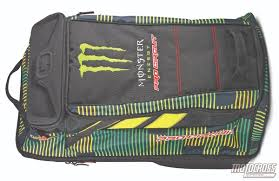 motocross gear bags motocross action magazine mxa team tested pro circuit recon gear
