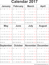 print calendars for 2017 free yearly calendars to print free printable calendar templates