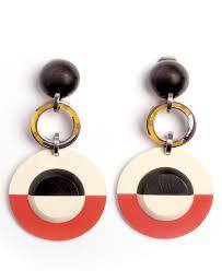 sixties earrings marni tastic geometric earrings 10 magazine10 magazine