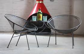 Wrought Iron Patio Furniture Vintage A Guide To Buying Vintage Patio Furniture