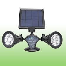 solar outdoor garage lights aliexpress com buy led outdoor waterproof solar double head