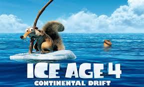 ice age 4 contintental drift poster filmofilia