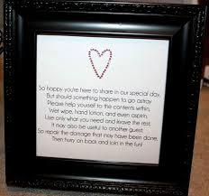 Poem For Wedding Bathroom Basket Poem For Bathroom Basket At Wedding Reception Bathroom Basket