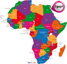 Blank African Map by Egypt Map Political Egypt Map Outline Blank