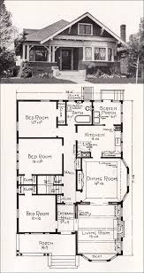 bungalow plans plan no r 856 c 1918 cottage house plan by a e stillwell