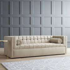 ms chesterfield sofa review dwellstudio langford chesterfield sofa reviews dwellstudio