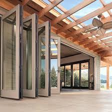 Patio Doors Bifold Lovable Bifold Patio Doors Types Of Bifold Doors And Their Lovable