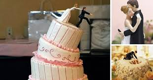 unique wedding cake toppers ideas the decorative unique wedding