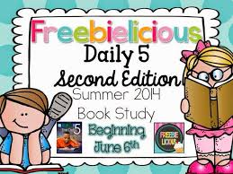 the daily five printables freebielicious daily 5 i chart freebies
