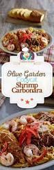 Olive Garden Family Meals To Go Copykat Olive Garden Chicken And Shrimp Carbonara