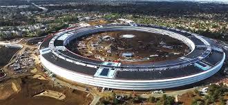 spaceship campus apple apple employees apple u0027s new 5 billion open plan office inc com