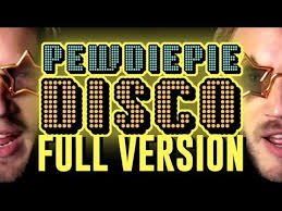 In Backyard Party In Backyard Pewdiepie Disco Full Version Youtube