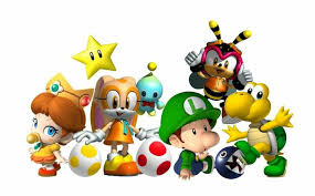 image gallery baby mario characters pictures