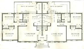 single story duplex floor plans rose and sons inc apartments for rent homes for rent