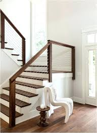 design a home free stair railing ideas indoor stair railing ideas intended for epic