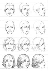 best 25 face drawing tutorials ideas on pinterest how to sketch