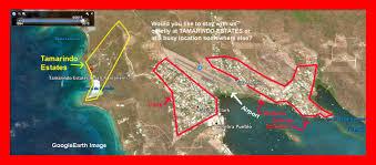 Puerto Rico Google Map by Touring Tamarindo Estates Beach Apartments Culebra Puerto Rico