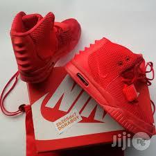 Jual Sepatu Nike Air Yeezy nike air yeezy 2 october ioffer