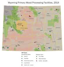 Sheridan Wyoming Map Bureau Of Business And Economic Research