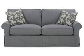 Designer Sleeper Sofa Bethany Designer Style Slipcovered Sleeper Sofa