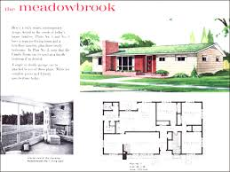 vintage house plans 1960s homes mid century best 1960 ranch home