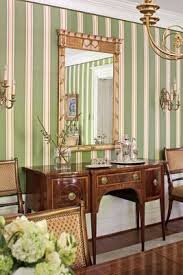 Mirror Over Buffet by Carolina Panache Decorating With Mirrors